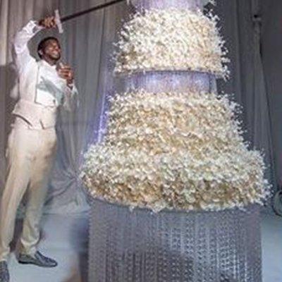 Bu düğün pastası 270 bin lira!