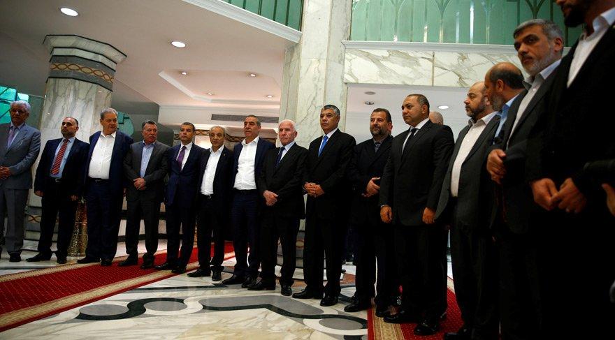 Gazze'nin kontrolü Birlik Hükümeti'ne geçiyor