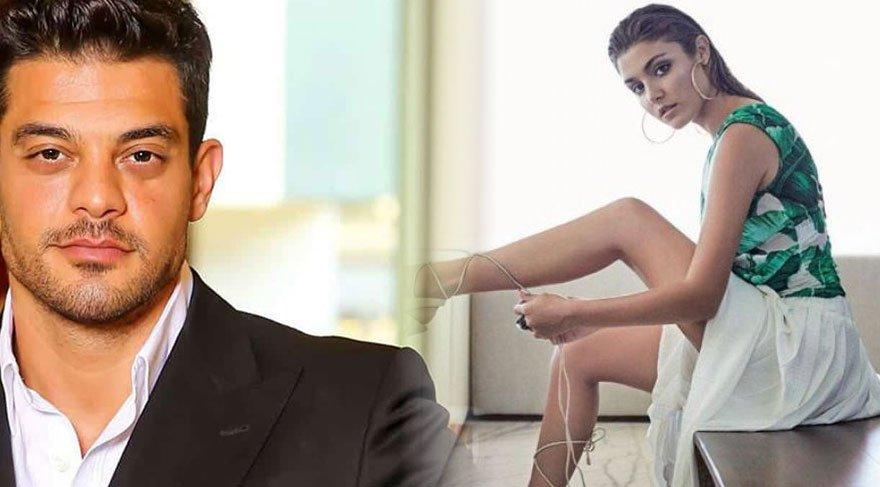 Hande Erçel?in yeni sevgilisi Mehmet Dinçerler?in unutmak istediği görüntüsü