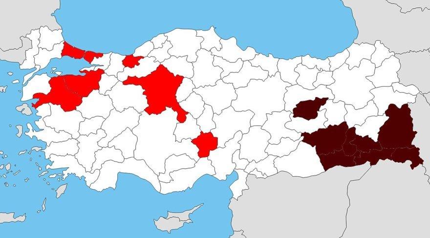 Türkiye'de nüfusun 3'te biri seçtikleriyle yönetilmiyor!
