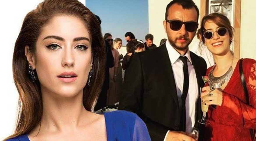 Hazal Kaya'dan sevgilisi Ali Atay'a: Seni çok seviyorum!