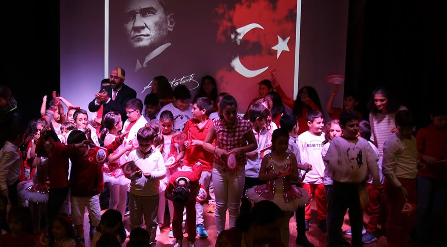 ide'liler, Cumhuriyet Bayramını coşkuyla kutladı