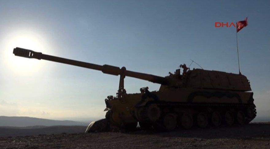 TSK İdlib görüntülerini yayınladı