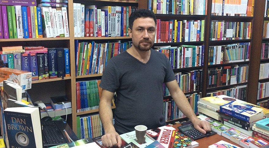 Kadıköy Akmar esnaflarından Yakup Ensar