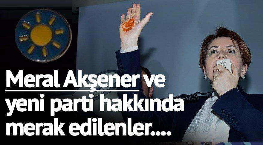 İYİ Parti kuruldu! Meral Akşener'in İYİ Parti'nin açılımı ne? İYİ ne demek işte Kayı Boyu bağlantısı detayı…