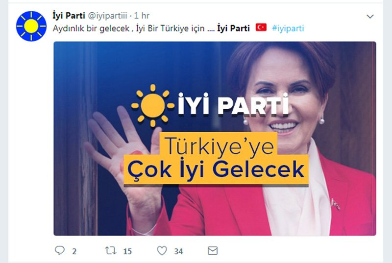 Image result for İYİ PARTİ