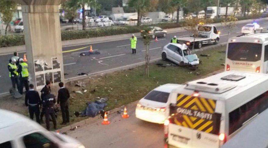 İzmir'de 2 polis şehit, yaralı! İçinde 5 polis vardı