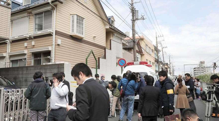Vahşet: Apartmanda başı kesilmiş 9 ceset bulundu