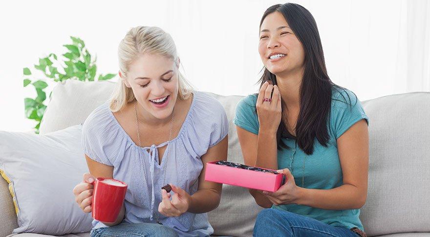 Safra taşını önlüyor: Çikolata ve kahve