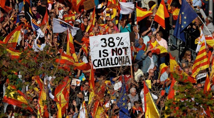 Barcelona-Brüksel hattında sıcak gelişme