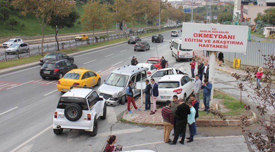 Trabzon'da iki ayrı kazada iki mucize kurtuluş