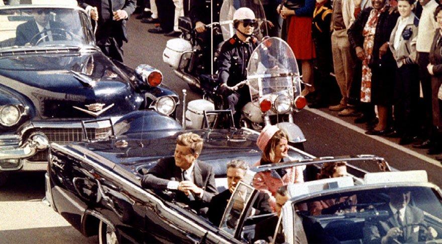 Kennedy suikastıyla ilgili gizli belgeler yayımlandı