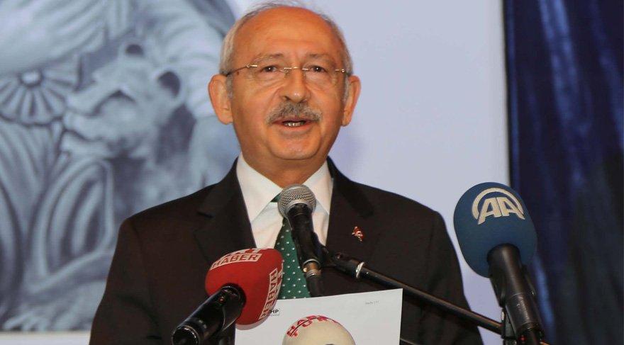 Kılıçdaroğlu'ndan Kurtulmuş'a teşekkür