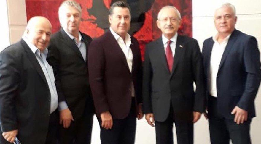 Kocadon'dan Kılıçdaroğlu'na Halikarnas ziyareti