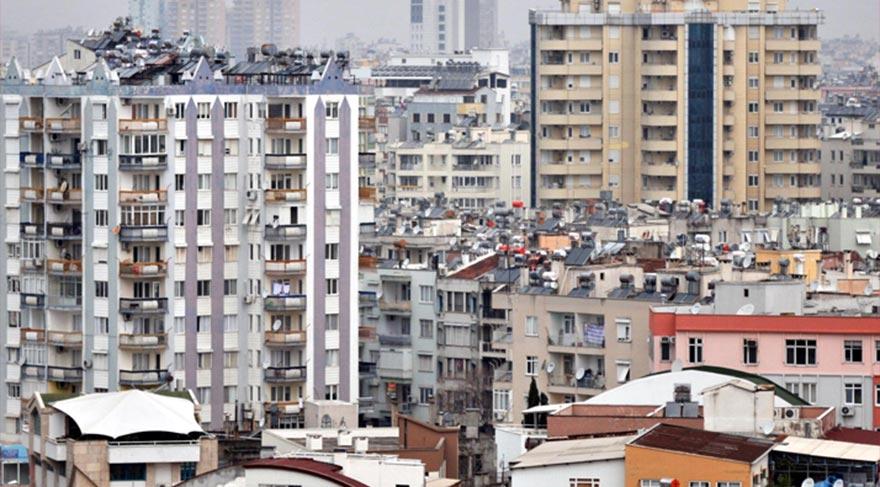 Mersin'de konut fiyatları yükseliyor