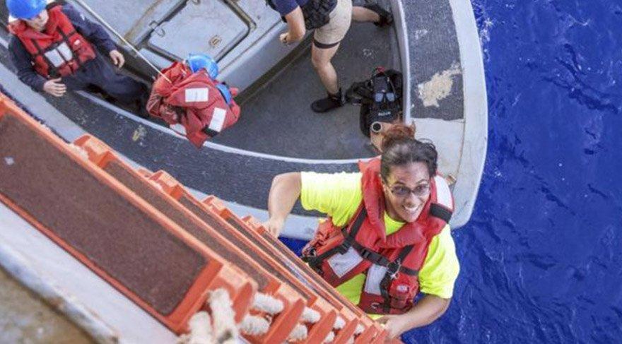 Pasifik Okyanusu'nda 5 ay sonra mucize kurtuluş