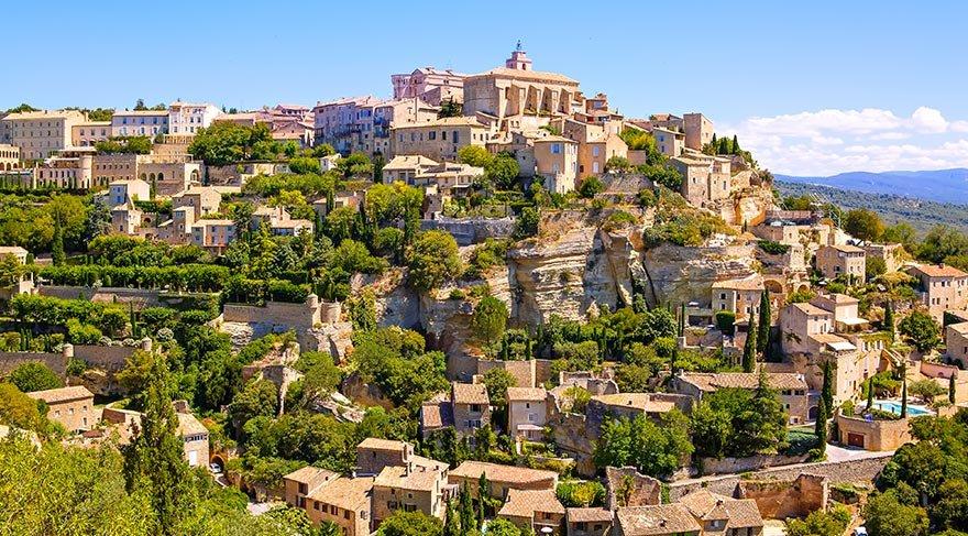 Lavanta kokusuyla büyüleyen Aix-en-Provence