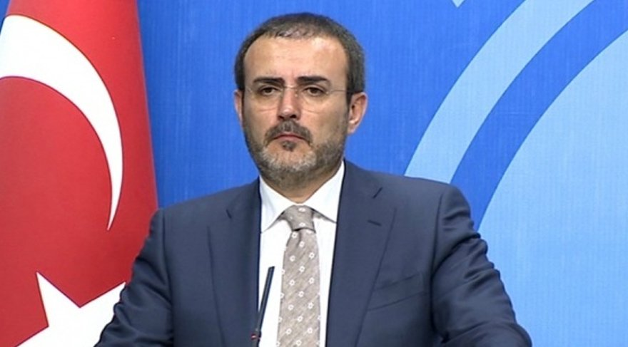 AKP Sözcüsü Ünal'dan 'istifa' açıklaması