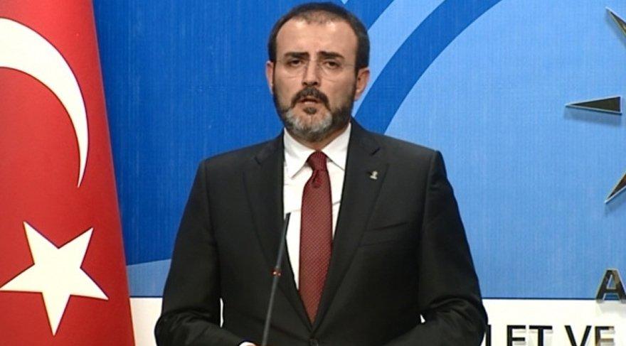 AKP'den seçim ittifakı açıklaması