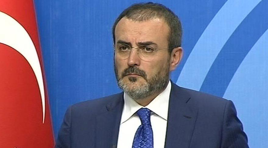 AKP Sözcüsü Mahir Ünal: 'İstifa edilmezse yeni kararlar verilir'