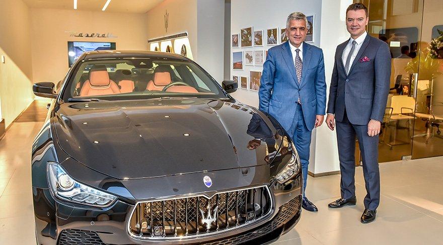 Maserati Bursa'da…