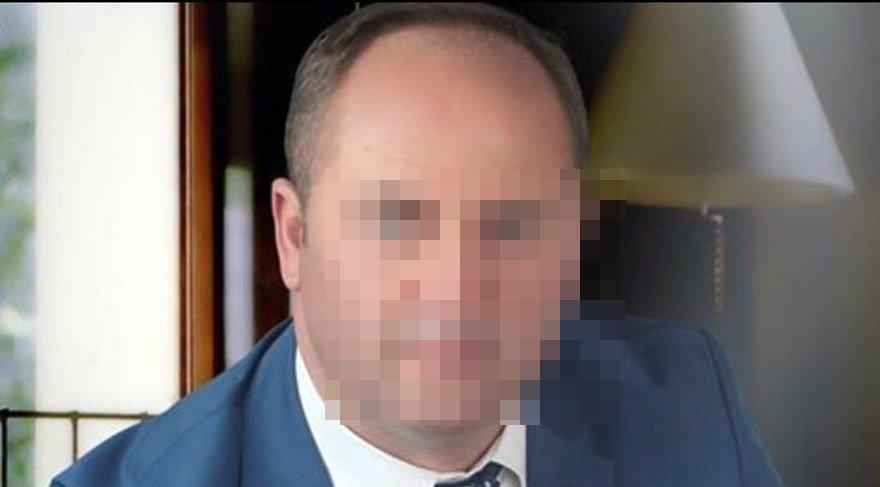 Tacizden gözaltına alınan başkan AKP'den ihraç edildi