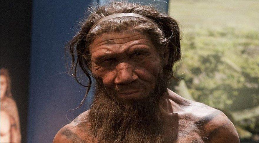 Sandığımızdan daha çok neandertalmişiz