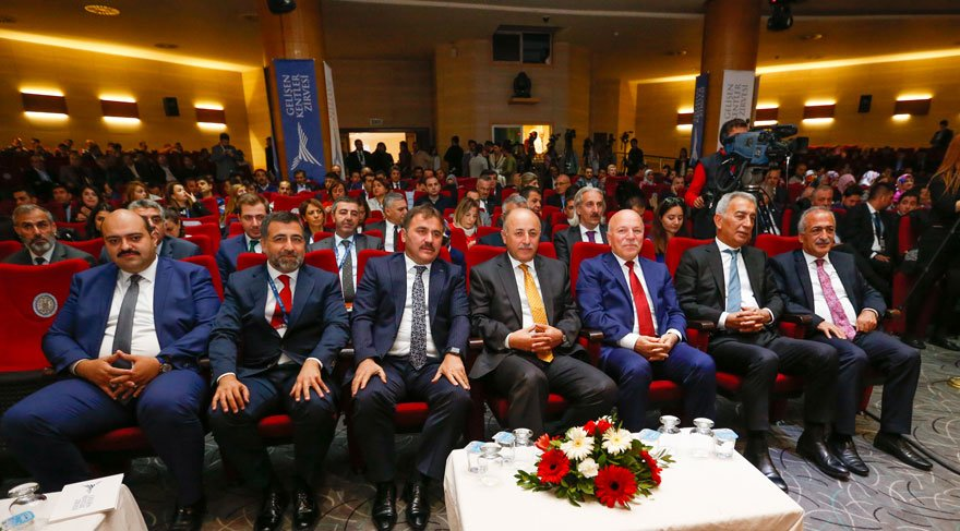 GYODER zirveyi Erzurum'a taşıdı