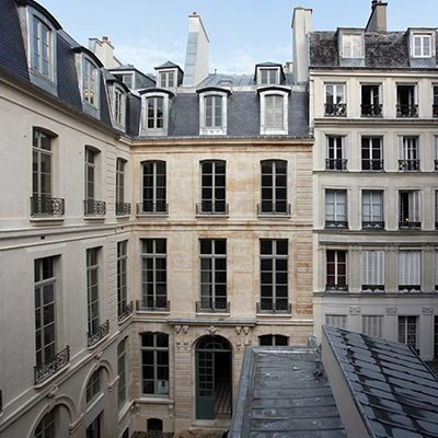 Paris'in 300 yıllık apartmanı
