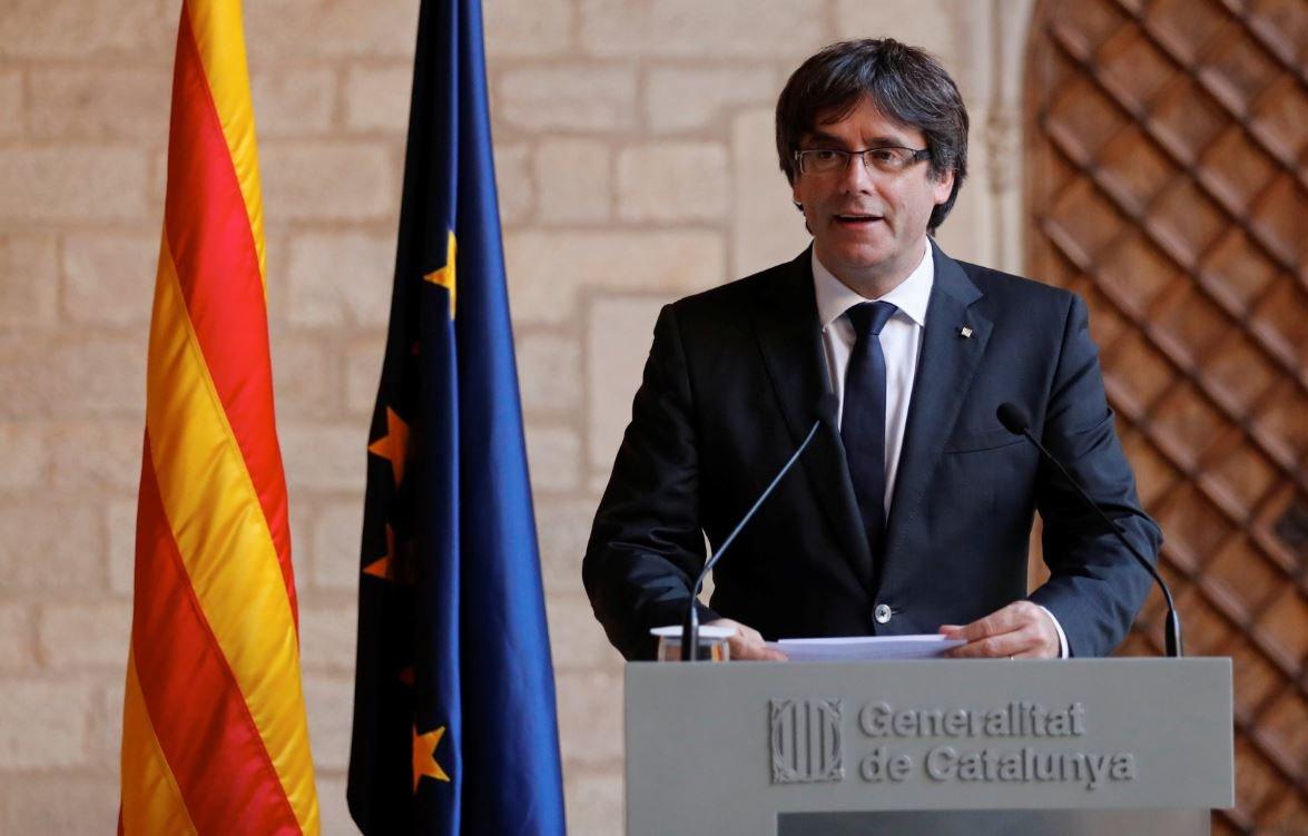 Belçikalı avukat doğruladı: Katalan lider müşterim oldu