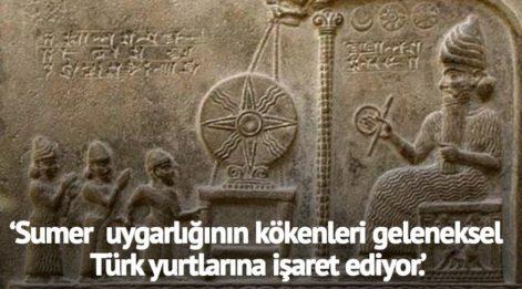 Sumer Matematiği kitabının yazarı Okur: Sumer uygarlığının kökenleri geleneksel Türk yurtlarına işaret ediyor.