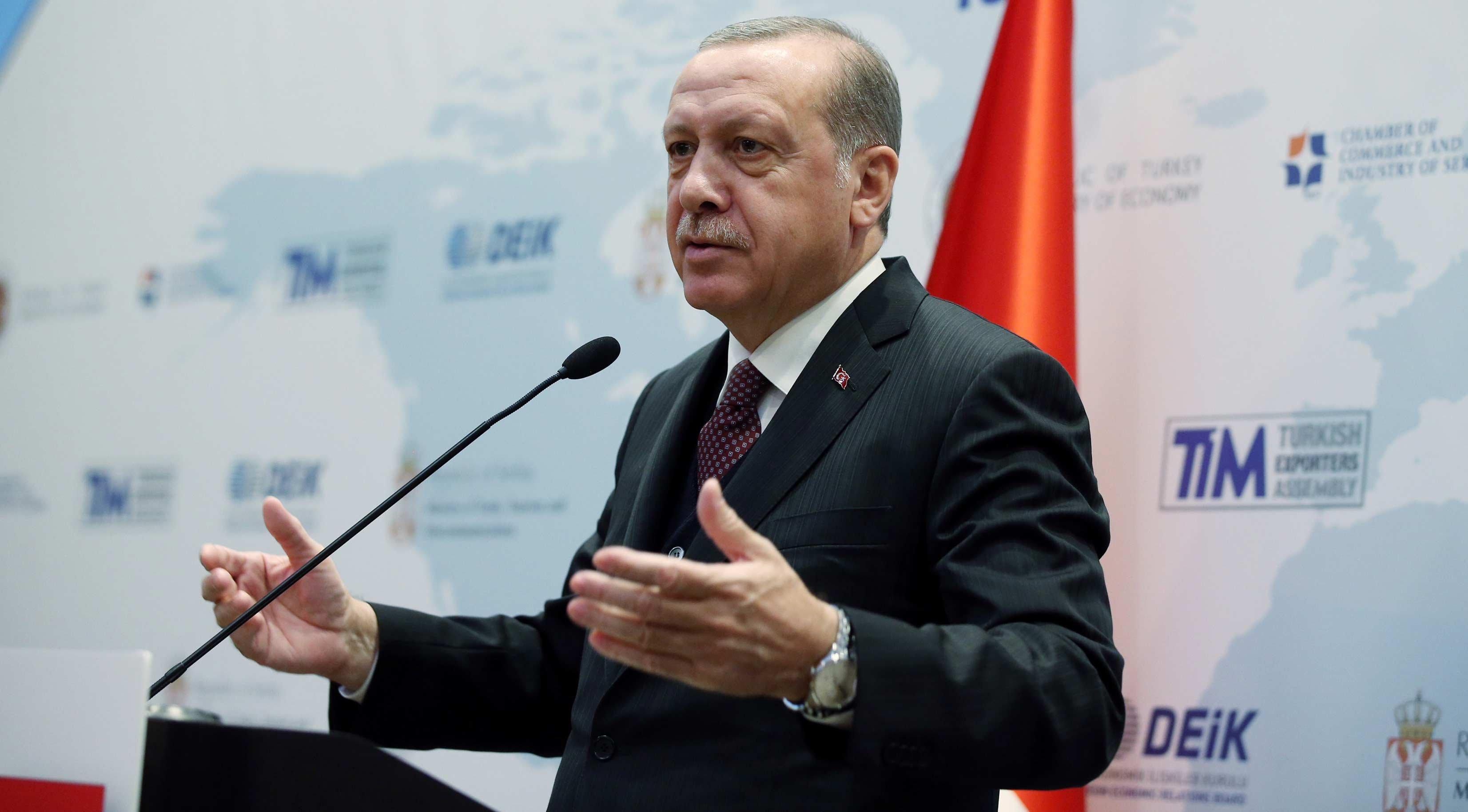 Erdoğan'dan ABD açıklaması: Size muhtaç değiliz