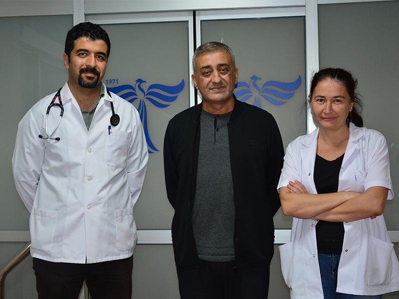 Kalp krizi geçiren hasta o anı anlattı: 'Hasta Ex oluyor' dediler