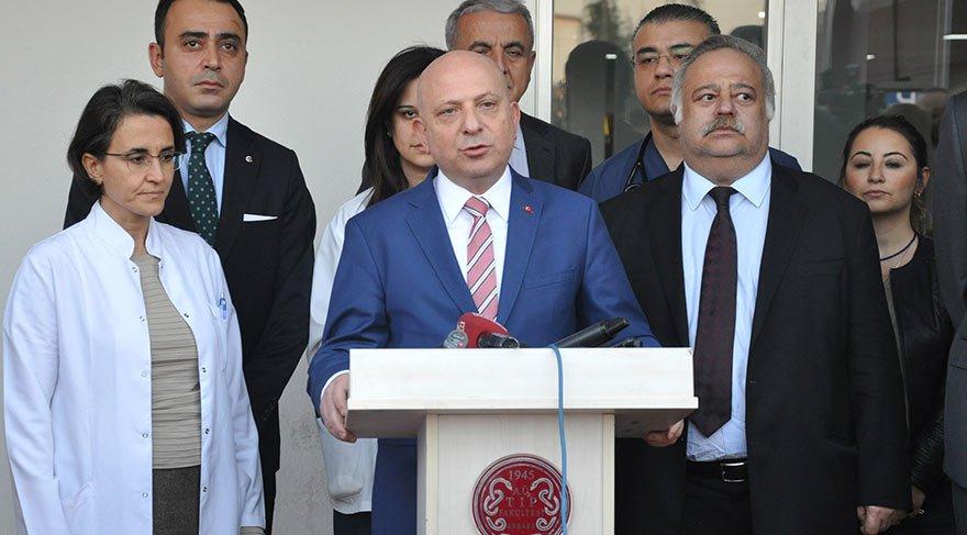 Prof Dr. Erkan İbiş: Deniz Baykal yavaş yavaş komadan çıkıyor