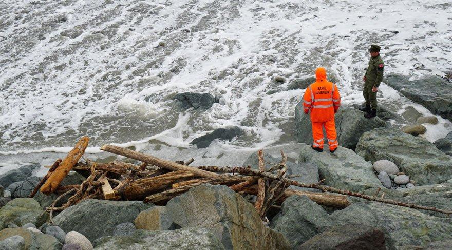 Rize'deki selde kayboldu; cansız bedeni, Gürcistan sahilinde bulundu