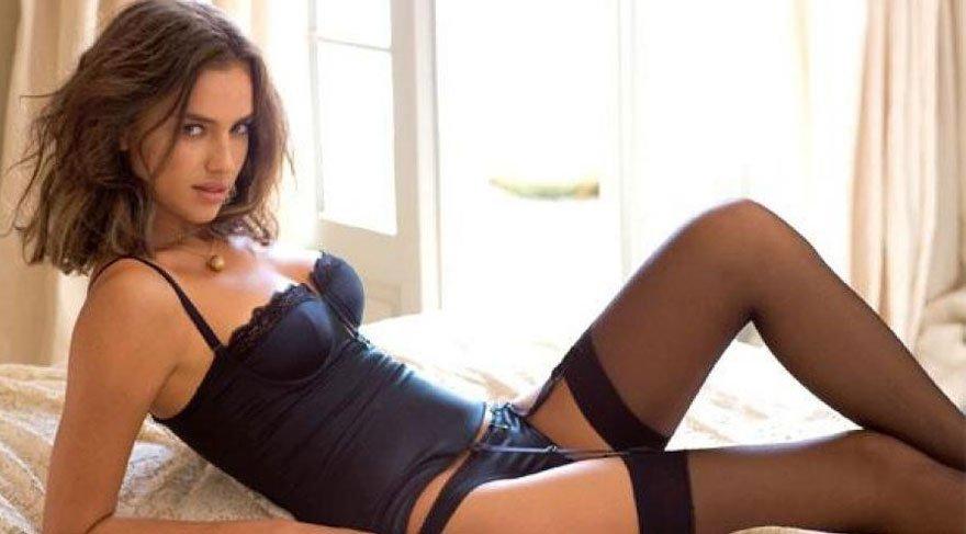 Irina Shayk 'Kadınlığımın zirvesindeyim'