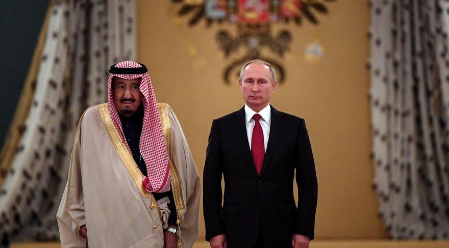 Suudi Arabistan S-400 hava savunma sistemi almak için Rusya ile anlaştı