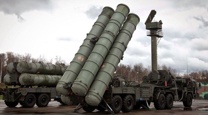 Rusya'dan Türkiye'nin alacağı S-400'lerle ilgili açıklama
