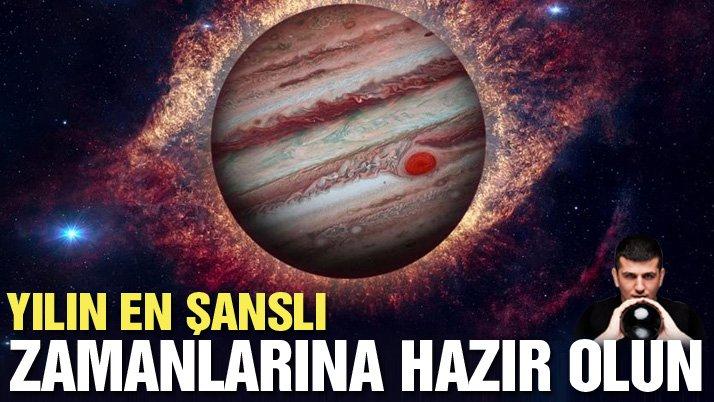 Güneş Jüpiter etkileşimi: Yılın en şanslı zamanlarına hazır olun