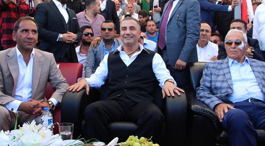 Sedat Peker için zorla getirilme kararı