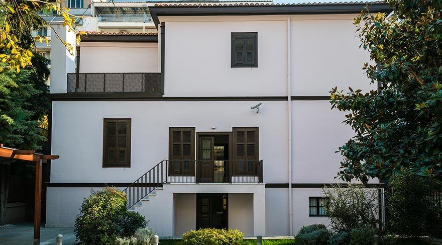 Selanik'teki Atatürk Evi