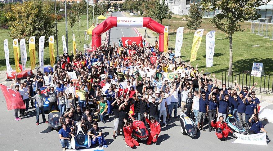 İstanbul – Ankara 1 kWh