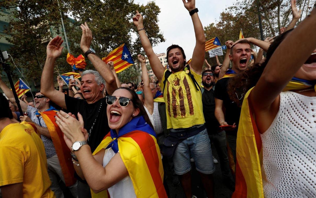 Katalanların hevesleri kursaklarında kaldı
