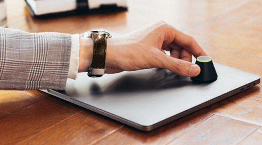 Bu cihazla dizüstü bilgisayarınız her yerde güvende olacak…