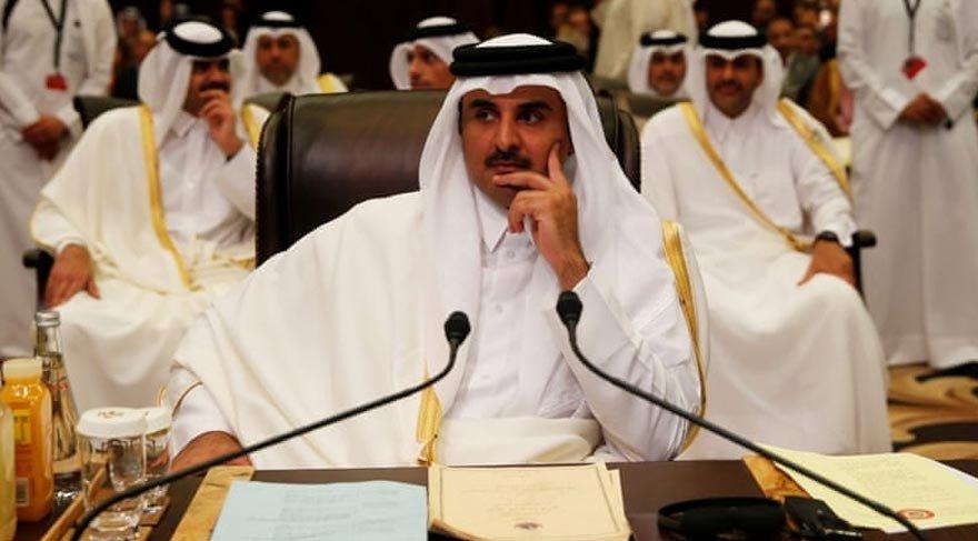 Katar Emiri'nden Körfez Krizi için çağrı