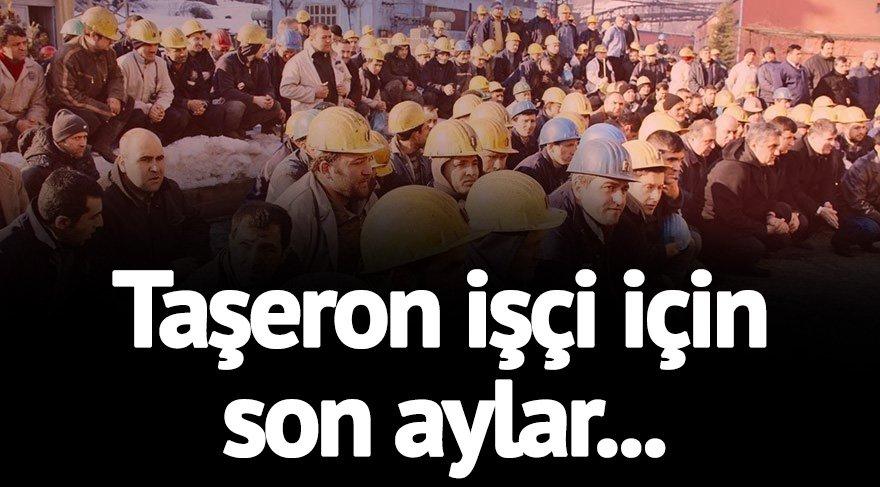 Taşeron işçilere kadro için son aylar! İşte hükümetin taşeron için işaret ettiği tarih...