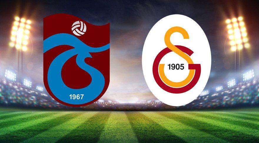 Lider ilk yenilgisini aldı! Trabzonspor Galatasaray maç özeti ve golleri izle! TS GS geniş özet!