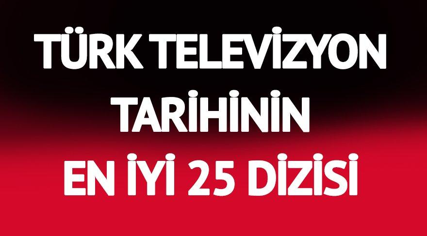 IMDB Puanlamasına Göre Türk Televizyon Tarihinin En İyi 25 Dizisi