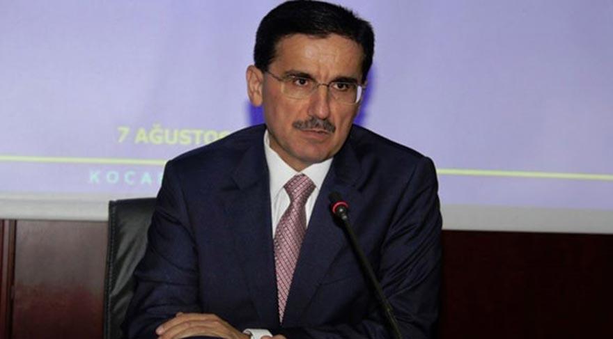 Vali Vasip Şahin tebrikleri kabul etti