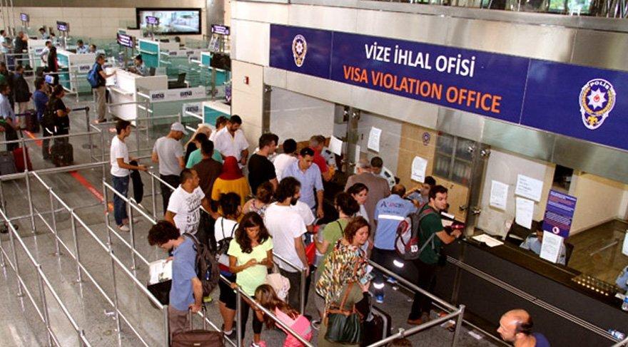 Vize yasağında yeni gelişme… CHP bastırdı acil hastalara izin çıktı